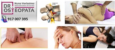 Benefícios da Osteopatia