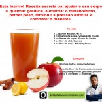 Bebida Desintoxicante | Receita Secreta Para Ajudar o Seu Corpo a Queimar Gordura