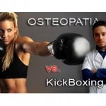 Osteopatia vs. Kickboxing